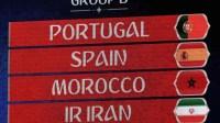 """برنامج مباريات المنتخب المغربي في كأس العالم، وهذا أول تصريح """"واقعي"""" لمدرب المنتخب الوطني بعد القرعة:"""