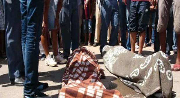 فاجعة:مصرع شقيقتبن ذو 13 و 8 سنوات غرقا في حفرة للصرف الصحي.