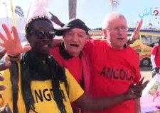 أجواء الشان في أكادير.. جمهور أنغولا خالق السعادة