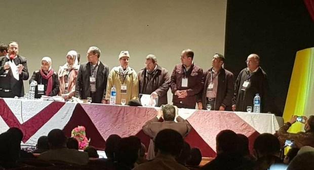انتخاب عبد الجبار القسطلاني كاتبا جهويا لحزب العدالة والتنمية بجهة سوس ماسة.