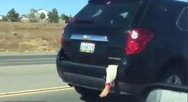 زوجة أب تقتل طفل زوجها، وتخفي جثته في الصندوق الخلفي لسيارة والده