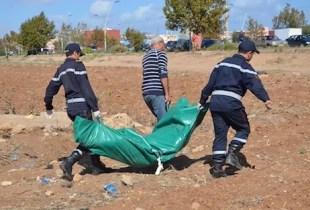 """العثور على جثة """"السعودي"""" مكبل اليدين و الرجلين بجوار إسطبل، واستنفار أمني يعقب الحادث."""