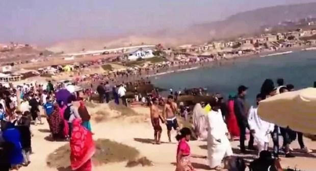 رحلة استجمام تتحول إلى مأساة بشاطئ أكادير.