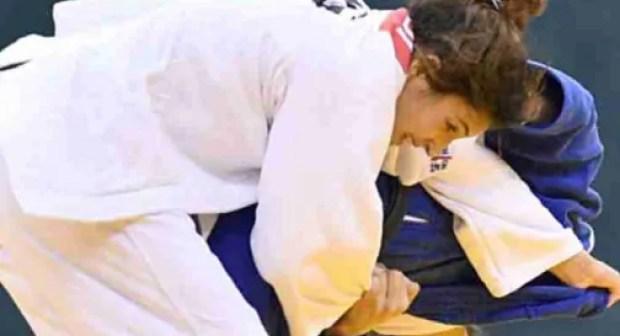 بطلة تنسحب من بطولة العالم للجيديو بأكادير بسبب المشاركة الاسرائيلية.