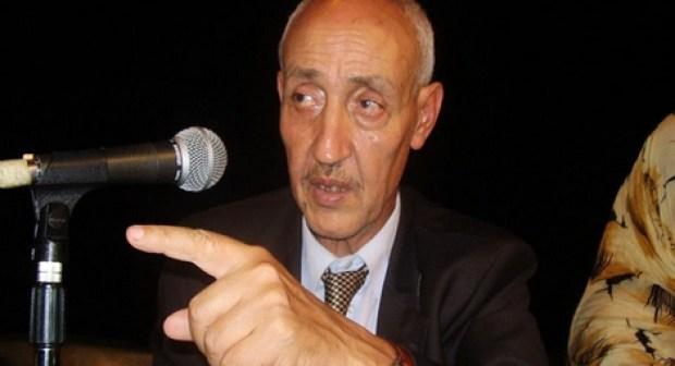 """أحمد الدغرني يدخل على خط قضية مقتل طالب """"صحرواي"""" بأكادير."""