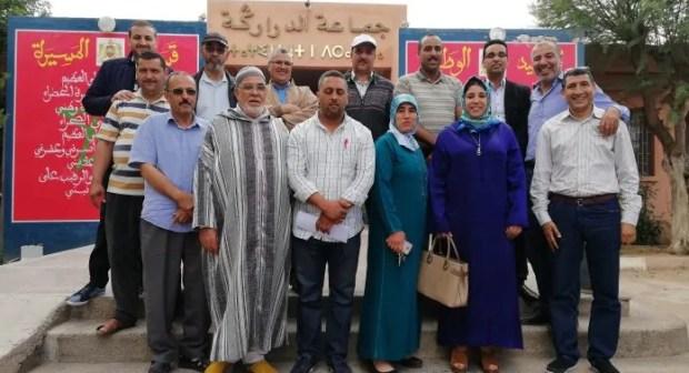 أكادير: 22 مستشارا من أصل 35 داخل تركيبة المجلس الجماعي للدراركة يعلنون مقاطعتهم لدورة ماي.