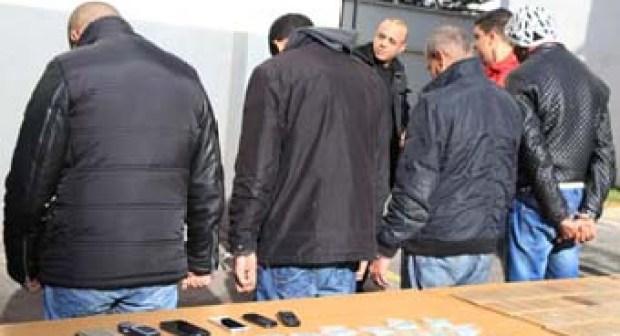 هكذا أسقطت فرقة الدراجين عصابة تنشط في سرقة السيارات بأكادير