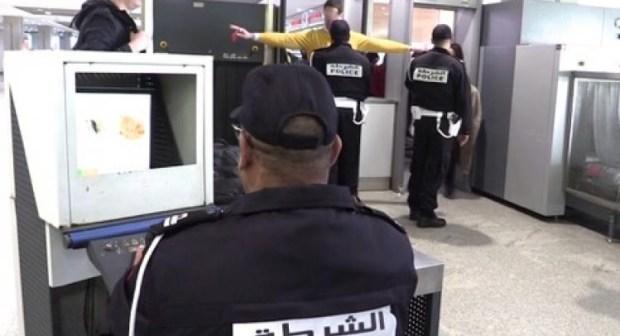 استنفار أمني بمطارات المملكة لمراقبة و تفتيش الجماهير المتوجهة إلى روسيا