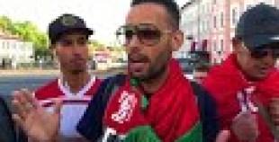 بالفيديو:مغاربة من روسيا:كفار قريش خونة وسنشجع روسيا ضداً في السعودية