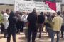 +فيديو: الإحتجاج يتواصل أمام فندق الموحدين بأكادير ..