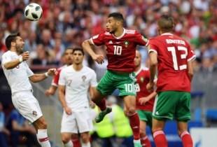 المنتخب المغربي يودع كأس العالم بمرارة و برأس مرفوع بعد هزيمته الثانية أمام البرتغال (+فيديو)