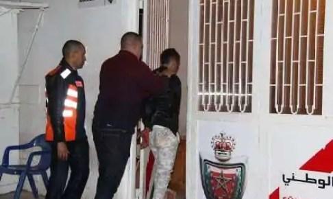 أكادير: توقيف مروج للمخدرات بجوار الحرم الجامعي