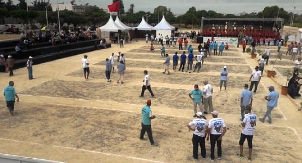 أكادير: دوري دولي للكرة الحديدية تنطلق فعالياته اليوم بالفضاء الرياضي إبن زيدون