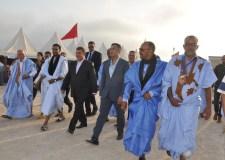 بالصور:مهرجان الصحراء يخلق الحدث في سماء مدينة اكادير ويجمع شمل الصحراويين و الامازيغين