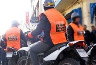 """فرقة الدراجين بأكادير تسقط عنصرين من عصابة """"الكريساج"""" هاجمت عددا من المواطنين"""