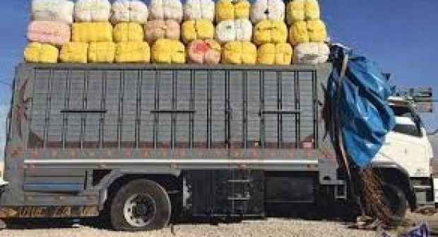 إحباط عملية تهريب أزيد من 40 طنا من الملابس المهربة بعاصمة أيت باعمران.