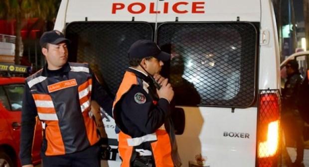 اعتقال مغني راب مشهور.