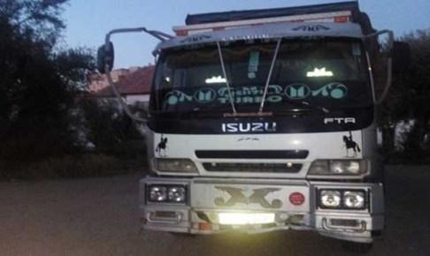 """هكذا تم توقيف شاحنة محملة ب 183 كلغ من """"الحشيش"""" بأكادير"""