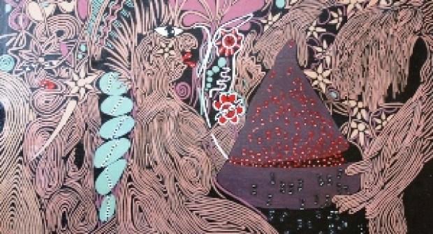 فاضلي… فنان عاصمي يغوص بين ألوان الغرابة وأطياف الخوف.