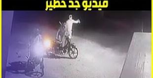 """السيبة باشتوكة أيت باها: عصابة خطيرة تستعرض أسلحتها ب""""العلالي"""" بمنطقة أيت عميرة"""