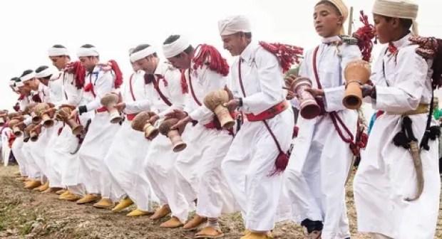"""""""تسكيوين"""".. رقصة أمازيغية بالجنوب الشرقي تحظى باعتراف دولي"""