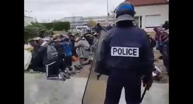 فرنسا تعيش حدثا غير مسبوق حرك موجة غضب عارم