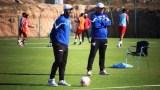 """فريق حسنية أكادير يواصل استعدادته للمباراة الحاسمة ضد """" جيما أبا جيفار"""" الإثيوبي. (فيديو)"""