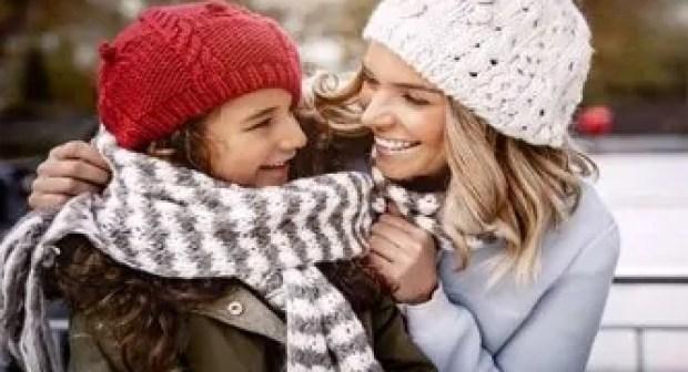 طرق للحفاظ على الدفء أثناء البرد