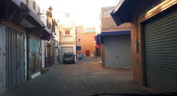 إضراب عام يشل الحركة التجارية بتيزنيت وعدد من مراكز الجماعات القروية بالإقليم في خميس الغضب والاحتجاج على ضريبة الفوترة