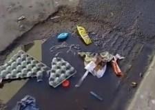 بالفيديو و الصور: المياه العادمة تحول حيا بأكادير إلى مستنقع للروائح الكريهة وسط استنكار المواطنين، و مطالب بتدخل المسؤولين.