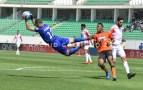 فريق حسنية أكادير يتأهل إلى ربع نهاية كأس الكونفدرالية الإفريقية.(+صور)