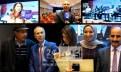 روبورتاج افتتاح المنتدى الدولي للإعلام بأكادير.
