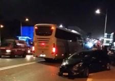 عاجل: حادثة سير ليلية خطيرة بأكادير تخلف خسائر فادحة.(+صور)