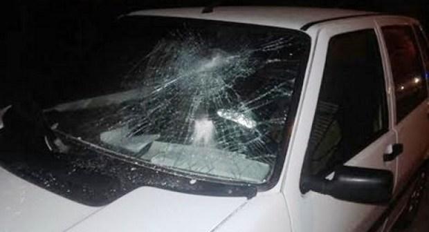 إنزكان : الرشق بالحجارة يطال سيارات عدد من المواطنين، وسط مطالب بفتح تحقيق عاجل في الحادث.