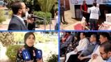 جمعية السلام لإدماج المعاقين بإنزكان تنظم عملية توزيع القفف الرمضانية