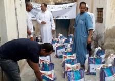 جمعية الفردوس بتارودانت تشرف على توزيع قفة رمضان على الأسر المحتاجة في نسختها الرابعة
