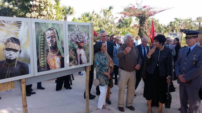أكادير: افتتاح معرض الصور الفوتوغرافية للفنان الألماني المعروف هانس سيلفيستر