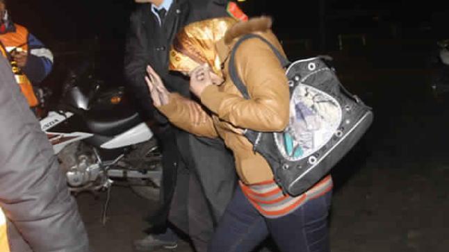 تارودانت: الشرطة تداهم منزلا وتعتقل عون سلطة ونساء أخريات في إطار الفساد والخيانة الزوجية