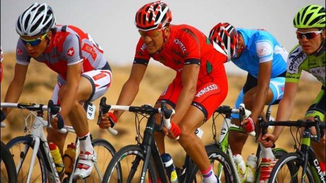 دراج إيطالي يفوز بالمرحلة 7 من طواف المغرب للدراجات التي ربطت بين أكادير والصويرة