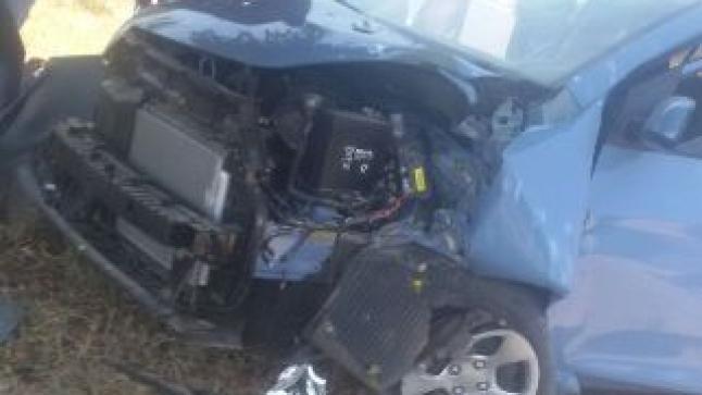أورير: إصابة 6 فتيات بجروح متفاوتة الخطورة في حادث انقلاب سيارة