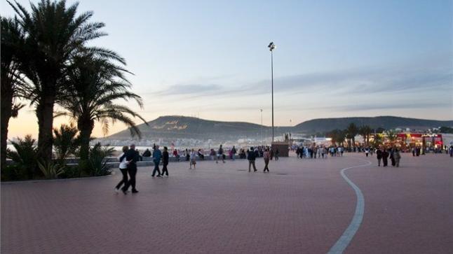 سياحة: المغاربة في صدارة الوافدين على مدينة أكادير