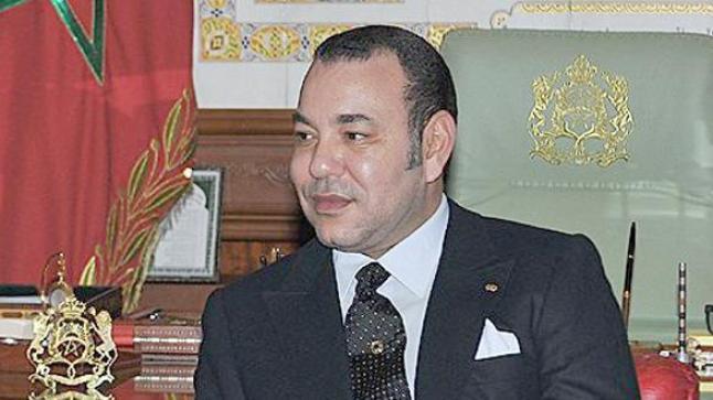 الملك يهنئ قيس سعيد بمناسبة انتخابه رئيسا لتونس