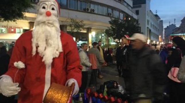 """إرهابي متنكر في لباس """"بابا نويل"""" وراء إعتداء الملهى الليلي في إسطنبول"""