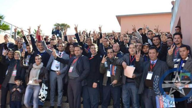 أكادير: دورة تكوينية لفائدة مناضلات و مناضلي الجامعة الوطنية لعمال الطاقة