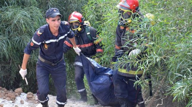 الدراركة: العثور على جثة متحللة بغابة بمنطقة تدوارت