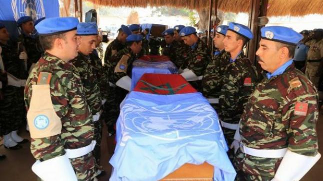 مقتل جنديين مغربيين في إفريقيا الوسطى