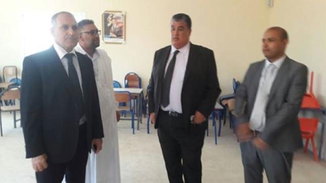 رئيس جامعة ابن زهر يشيد بالتزام المسؤولين بإخراج مشروع مركز الأبحاث والدراسات الى حيز الوجود بآسا