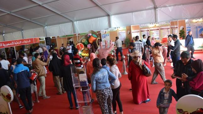 ساكنة أكادير على موعد مع المعرض الوطني للمنتجات المحلية بساحة الأمل