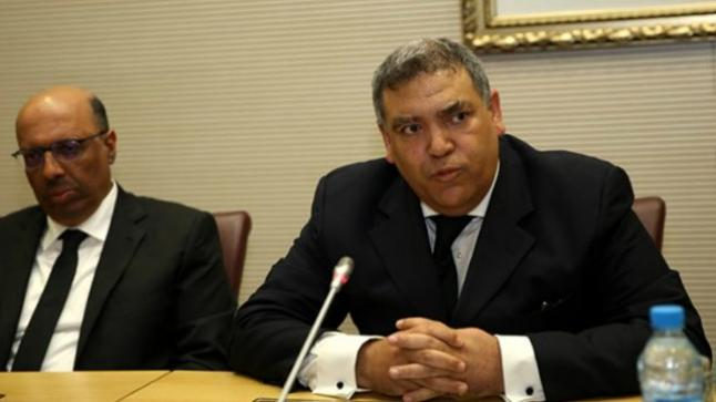 لجنة من وزارة الداخلية تزور مشاريع المبادرة الوطنية بجهة سوس ماسة