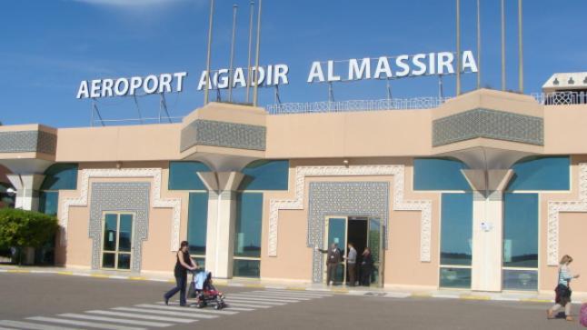 مطار أكادير المسيرة يحتفل بتجاوز عتبة 2 مليون مسافر خلال 2019